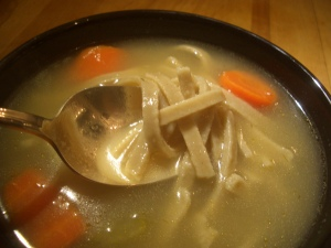 chicken noodle soup 085