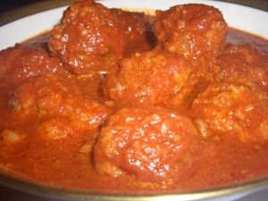 Easy Peasy Meatballs