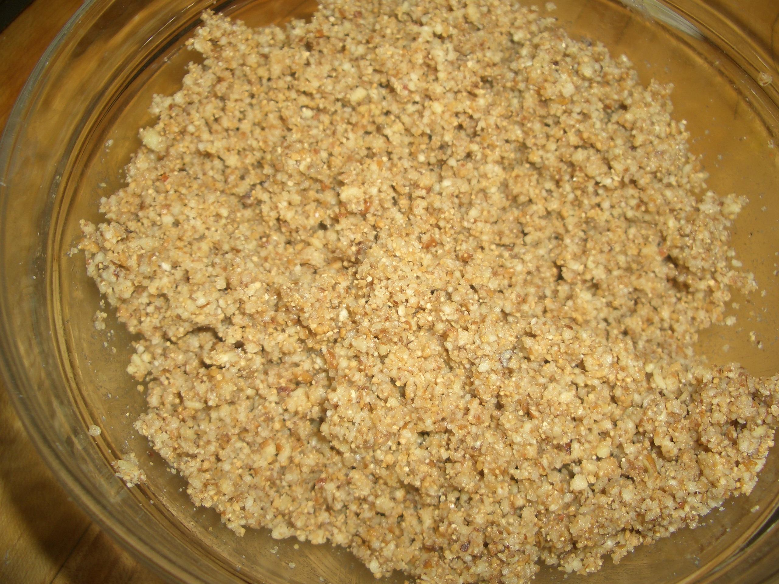 Maple Pumpkin Pie in Pecan Crust | Wheat-Free Dairy-Free Kitchen